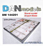DAN144201 Display stand. Airport Base theme, 240x290mm