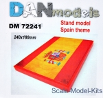 DAN72241 Display stand. Spain, 240x180mm