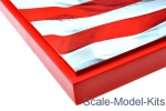 Display stand. USA theme, 180x280mm