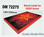 DAN72275 Display stand. USSR theme, 180x280mm