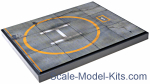 Display stand. Helipad, 240x290 mm