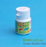 XOMA206 Red acrylic varnish 16ml