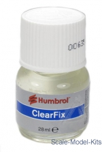 HUM-AC5708 Glue Clearfix adhesive 28ml