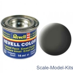 RV32165 Paint Revell bronze green mat - 14ml