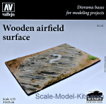 VLJ-SC102 Wooden airfield surface