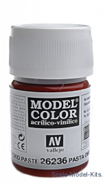 VLJ26236 TEXTURES Red Oxyd Paste 35ml