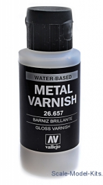 VLJ26657 Gloss Metal Varnish 60 ml