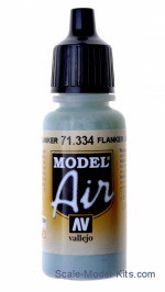 VLJ71334 Model Air: 17 ml. Flanker Light Blue