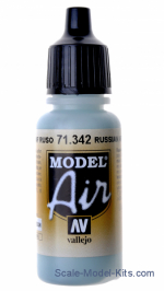 VLJ71342 Model Air: 17 ml. Russian AF Light Blue