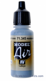 VLJ71345 Model Air: 17 ml. Russian AF Grey N.8