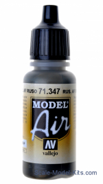 VLJ71347 Model Air: 17 ml. Russian AF Dark Green