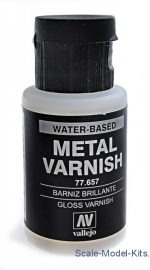 VLJ77657 Gloss Metal Varnish 32 ml