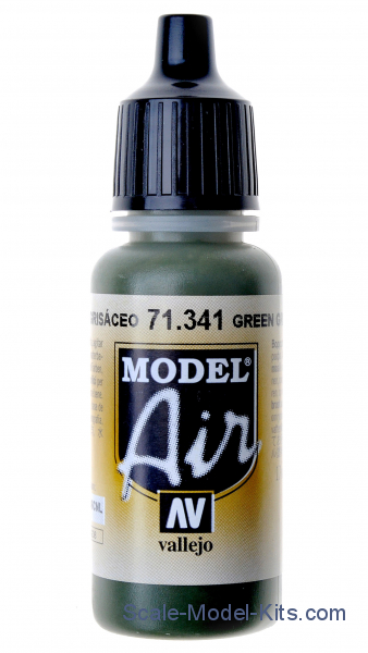Model Air: 17 ml. Green Grey