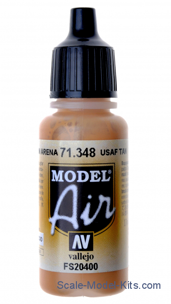 Model Air: 17 ml. USAF Tan